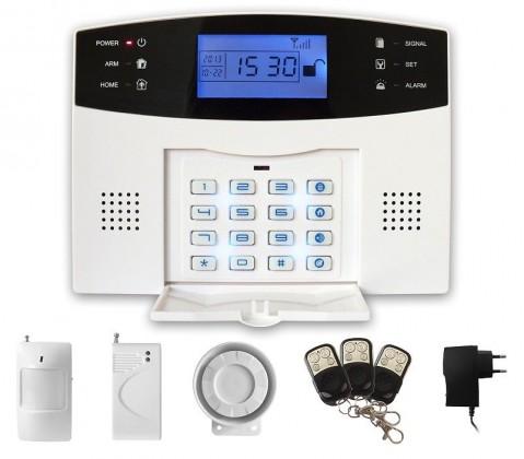 Zabezpečovací systém Alarm domovní iGET Security M2B ROZBALENO