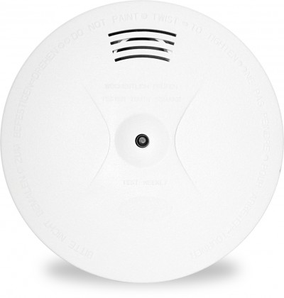 Zabezpečovací systém Bezdrátový detektor kouře