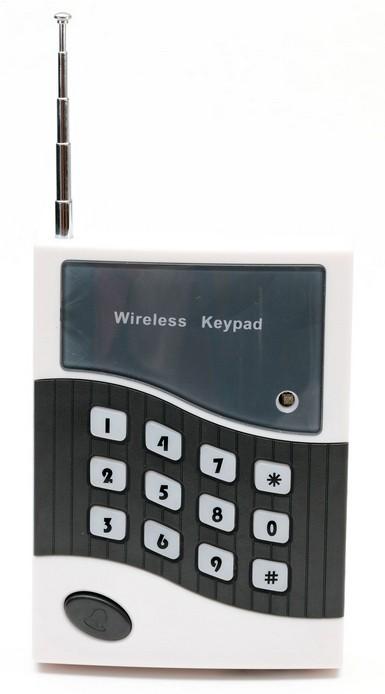 Zabezpečovací systém Bezdrôtová klávesnica pre GSM alarm Evolveo Sonix