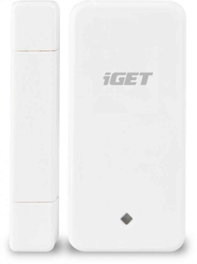 Zabezpečovací systém Bezdrôtový magnetický senzor iGET SECURITY M3P4
