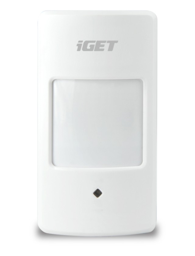 Zabezpečovací systém Bezdrôtový snímač pohybu iGET SECURITY M3P1
