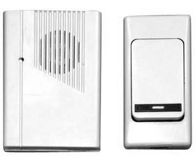 Zabezpečovací systém Bezdrôtový zvonček P218