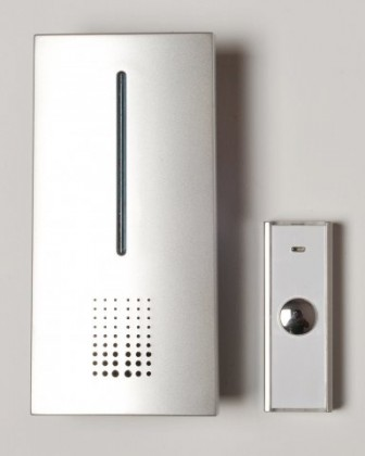 Zabezpečovací systém Bezdrôtový zvonček s Led indikáciou