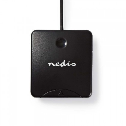 Zabezpečovací systém Čítačka elektronických dokladov Nedis Smart card