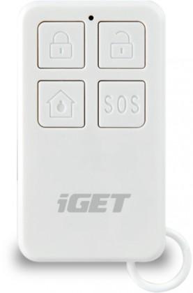 Zabezpečovací systém Diaľkové ovládanie k alarmu iGET SECURITY M3P5