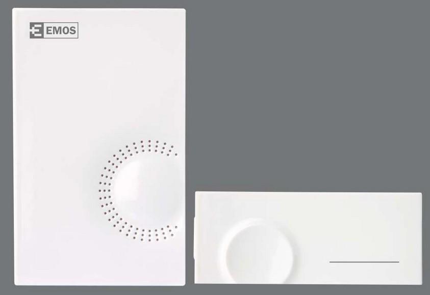 Zabezpečovací systém Domovní bezdrátový zvonek H-518D ROZBALENO