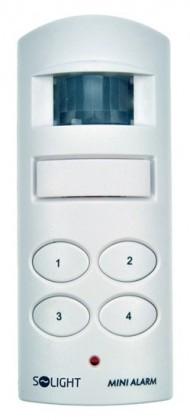 Zabezpečovací systém Domový alarm 1D20
