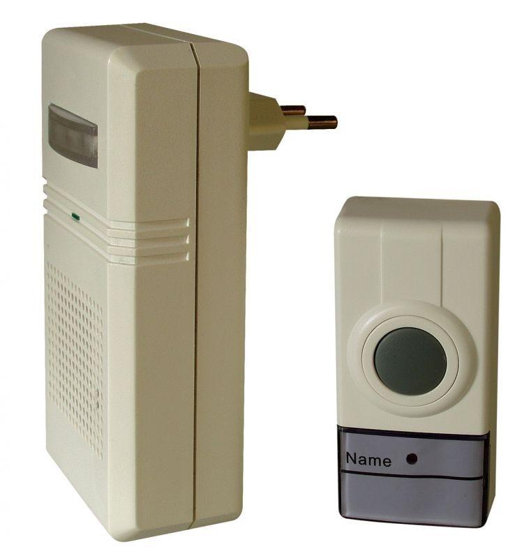 Zabezpečovací systém Domový bezdrôtový zvonček RL3823