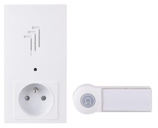 Zabezpečovací systém Emos 98103FR biely