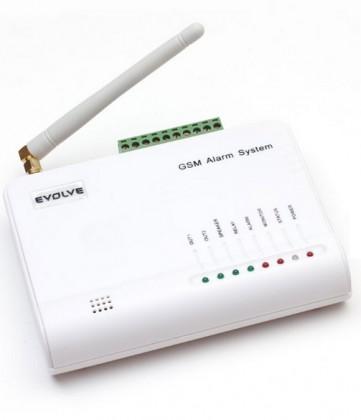Zabezpečovací systém Evolveo ALARMEX, bezdrôtový GSM alarm s ochranou proti sabotáži