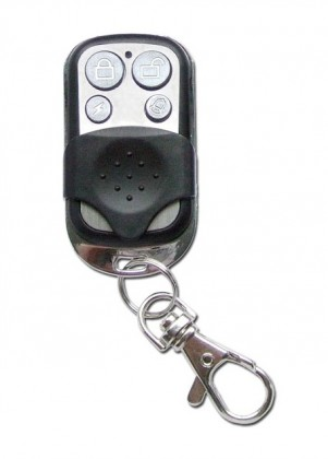 Zabezpečovací systém  Evolveo dálkové ovládání - GSM alarm Evolve Sonic