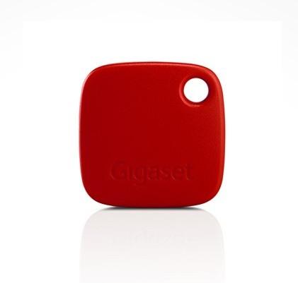 Zabezpečovací systém Gigaset G-tag lokalizační čip - červený
