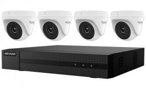 Zabezpečovací systém HIKVISION HWK-T4144TH-MH, 4 Mpx, 1 TB HDD