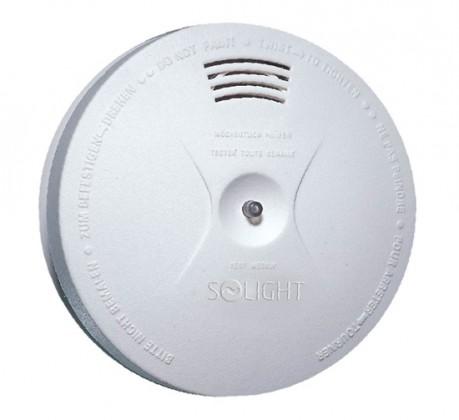 Zabezpečovací systém Hlásič Solight 1D30 1704