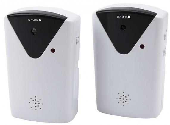 Zabezpečovací systém Infračervený senzor Olympia IR 200