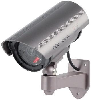 Zabezpečovací systém Kamera vonkajšia atrapa - König (SAS-DUMMYCAM30)
