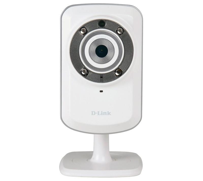 Zabezpečovací systém Monitorovacia IP kamera DLink DC S932L