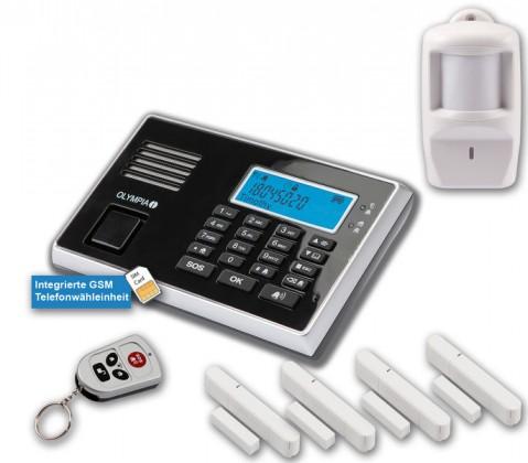 Zabezpečovací systém OLYMPIA Protect 9061 Alarmsystem