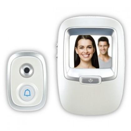 Zabezpečovací systém Samsung flipový kryt EFC-1M7F, biela
