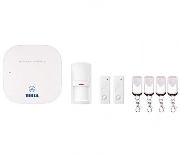 Zabezpečovací systém TESLA SecureQ i7, GSM