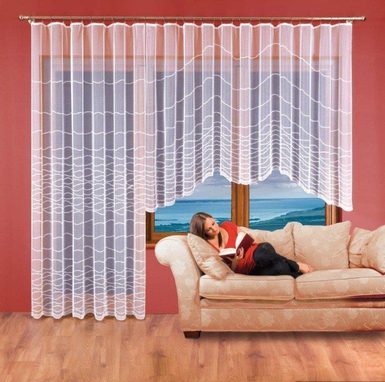 Záclona Aneta (280x130)