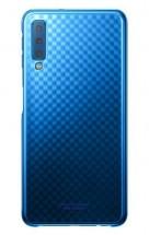 Zadný kryt Gradation Samsung Galaxy A7 (2018) modrý