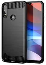 Zadný kryt na Motorola Moto E7 Power, čierny