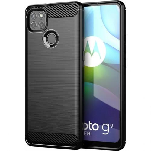 Zadný kryt na Motorola Moto G9 Power, čierny