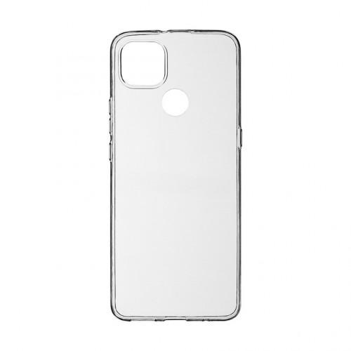 Zadný kryt na Motorola Moto G9 Power, priehľadný