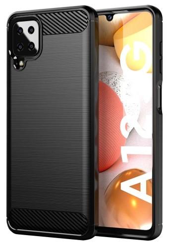 Zadný kryt na Samsung A12, čierny