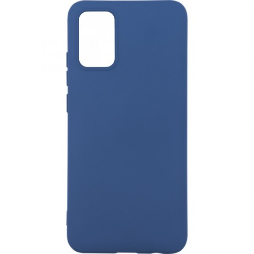 Zadný kryt na Samsung Galaxy A02s, modrý