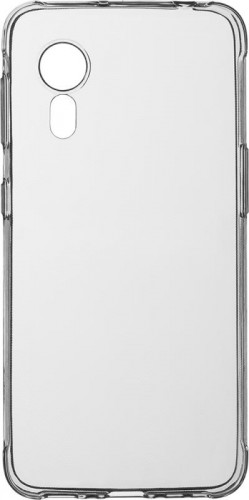 Zadný kryt na Samsung Galaxy Xcover 5, priehľadný