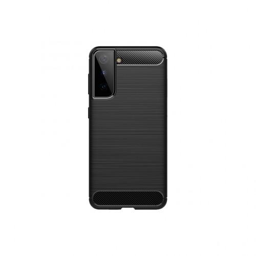 Zadný kryt na Samsung S21 5G, čierny