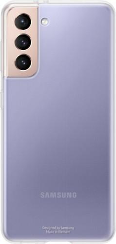 Zadný kryt na Samsung S21, priehľadný