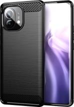 Zadný kryt na Xiaomi Mi 11 5G, čierny