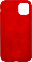 Zadný kryt pre Apple iPhone 11, Liquid, červená