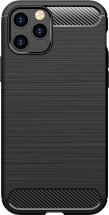 "Zadný kryt pre Apple iPhone 12/12 Pro, 6,1"", Carbon, čierna"