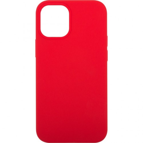 """Zadný kryt pre Apple iPhone 12, 5,4"""", Liquid, červená"""