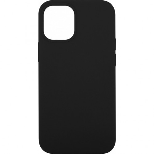 """Zadný kryt pre Apple iPhone 12, 5,4"""", Liquid, čierna"""