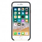 Zadný kryt pre Apple iPhone 7/8, čierna