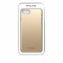 Zadný kryt pre Apple iPhone 7/8 slim, champagne