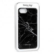 Zadný kryt pre Apple iPhone 7/8 slim, mramorová čierna