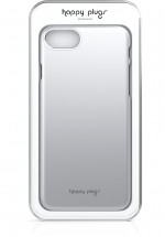 Zadný kryt pre Apple iPhone 7/8 slim, strieborná