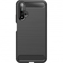 Zadný kryt pre Huawei Nova 5T/Honor 20, čierna