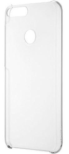 Zadný kryt pre Huawei P Smart, originál, priehľadná