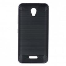 Zadný kryt pre Huawei P10, carbon, čierna