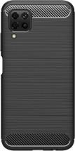 Zadný kryt pre Huawei P40 lite, Carbon, čierna