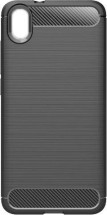 Zadný kryt pre Huawei Y5 (2019), karbón, čierna