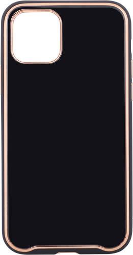 Zadný kryt pre iPhone 11, čierna
