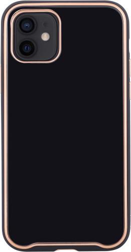 Zadný kryt pre iPhone 12 Mini, čierna
